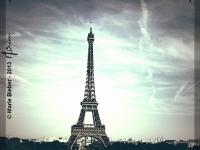Tour Eiffel - Paris - © Marie BIEBER - 2013