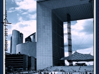 Défense - Paris - © Marie BIEBER - 2013