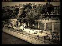 Paris Plages - Paris - © Marie BIEBER - 2013