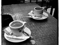 Cafés en terrasse - Angers - © Marie BIEBER - 2011