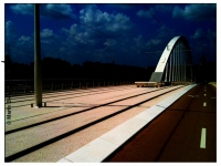 Pont Confluence - Angers - © Marie BIEBER - 2011
