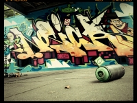Murs d'expression - Angers - © Marie BIEBER - 2013