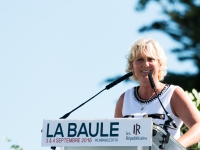Campus Les Républicains La Baule 2016 : Nadine MORANO - La Baule - © Marie BIEBER - 2016