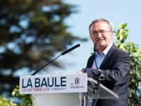 Campus Les Républicains La Baule 2016 : Hervé MARITON - La Baule - © Marie BIEBER - 2016