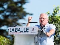 Campus Les Républicains La Baule 2016 : Jacques MYARD - La Baule - © Marie BIEBER - 2016