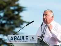Campus Les Républicains La Baule 2016 : Gérard LARCHER - La Baule - © Marie BIEBER - 2016