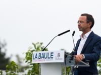 Campus Les Républicains La Baule 2016 : Bruno RETAILLEAU - La Baule - © Marie BIEBER - 2016