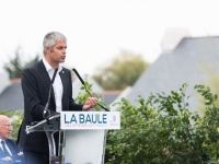 Campus Les Républicains La Baule 2016 : Laurent WAUQUIEZ - La Baule - © Marie BIEBER - 2016