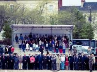 Commémorations 8 Mai 1945 : Chorale des enfants - Angers - © Marie BIEBER - 2016