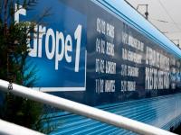 Europe 1 Train : Entrée du train - Nantes - © Marie BIEBER - 2014