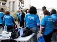 Journée Citoyenne 2016 : Ecole Laréveillère : Nettoyage - Angers - © Marie BIEBER - 2016