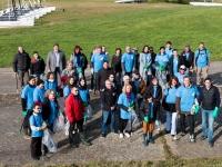 Journée Citoyenne 2016 : Lac de Maine : Participants - Angers - © Marie BIEBER - 2016