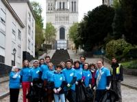 Journée Citoyenne 2016 : Cathédrale Saint Maurice : Participants - Angers - © Marie BIEBER - 2016