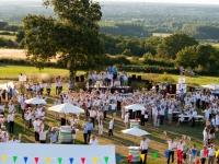 Kermesse du Réseau Entreprendre 2014 : Canotiers en l\'air - © Marie BIEBER - 2014