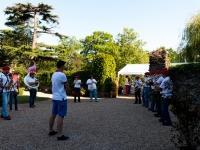 Kermesse du Réseau Entreprendre 2014 : Banda Rillauds - Rochefort sur Loire - © Marie BIEBER - 2014