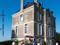 Kermesse du Réseau Entreprendre 2014 : Château de l\'Eperonnière - Rochefort sur Loire - © Marie BIEBER - 2014