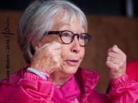 Octobre Rose 2014 : Membre du Comité Féminin 49 - Angers - © Marie BIEBER - 2014