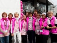 Octobre Rose 2016 : Comité Féminin 49 - Angers - © Marie BIEBER - 2016