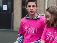 Octobre Rose 2017 : Lycée Joachim du Bellay - Angers - © Marie BIEBER - 2017