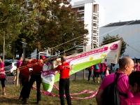 Octobre Rose 2018 : SDIS 49 - GRIMP 49 - Angers - © Marie BIEBER - 2018