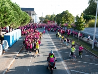 Octobre Rose 2019 : Rollers - Angers - © Marie BIEBER - 2019