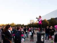 Octobre Rose 2019 : Briefing - Angers - © Marie BIEBER - 2019