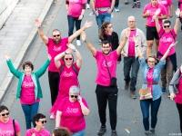 Octobre Rose 2019 : Marche - Angers - © Marie BIEBER - 2019