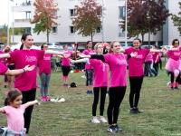 Octobre Rose 2019 : Etirements - Angers - © Marie BIEBER - 2019