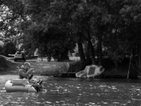 Open Float Tube Angers - Feneu - © Marie BIEBER - 2014