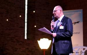 Gala des Entrepreneurs 2013 : Pascal Leleu - Angers - © Marie BIEBER - 2013