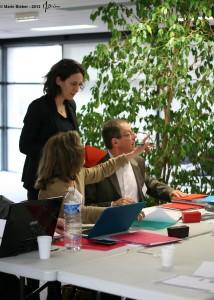 Les Entrepreneuriales 2013 : Jury final - Angers - © Marie BIEBER - 2013