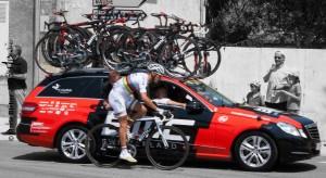 Cycliste : Philippe GILBERT - Durtal - © Marie BIEBER - 2013