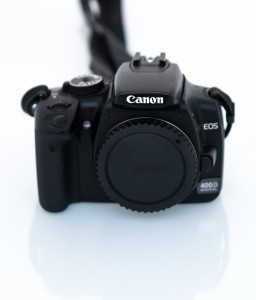 Canon EOS 400D - © Marie BIEBER – 2014