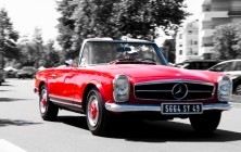 Kiwanis-Auto-Passion-Mercedes-280-SL-Angers-©-Marie-BIEBER-2015